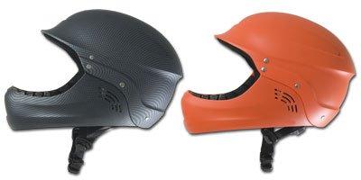 Shred Ready Standard Full Face Helmet-Orange, Outdoor Stuffs