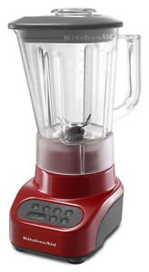 Amazon.com: New Red Kitchenaid Blender(made Usa)unbreakable ...