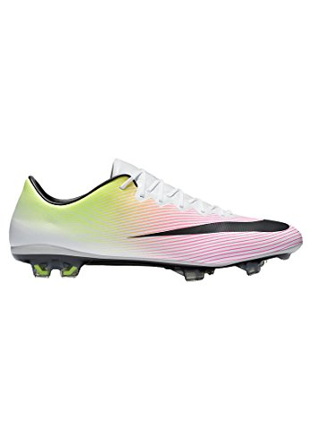 Blanco Nike Uomo White da total Black Calcio FG Orange X Blanco Mercurial volt Vapor Scarpe axqwa4gfT