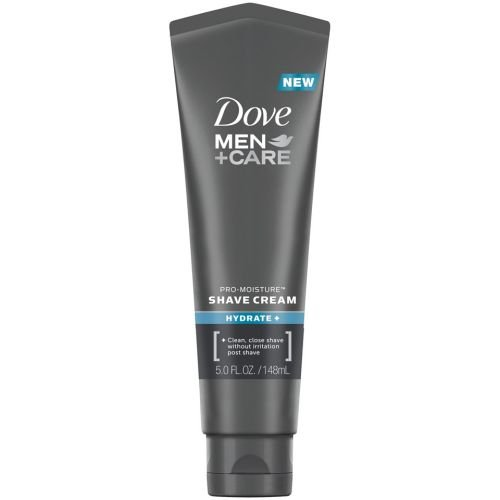 Dove Men Plus Care Hydrate Plus Pro Moisture Shave Cream, 5 Fluid Ounce -- 12 per case.
