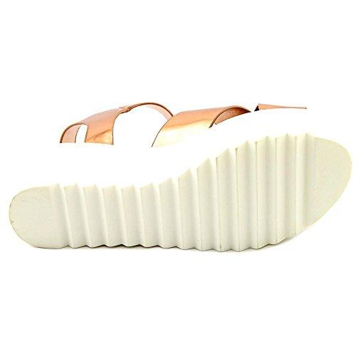 Material Girl Waver Sintetico Sandalo con la Zeppa