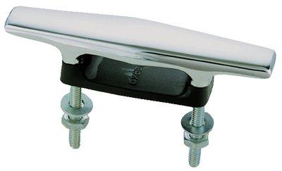 1316-002-CHR 6 inch Chromlex Cleat w/studs