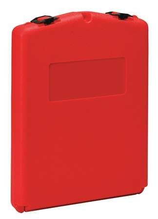 Justrite Document - Document Box, 11 In. W, 2-1/8 In. D