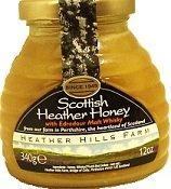 Scottish Honey - Heather Hills Scottish Heather Honey w/Whisky 12oz
