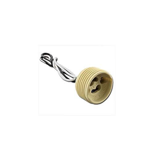 LH0999 Golo GU10 GU10 Twist and Lock Bipin Halogen lamp Holder with Leads