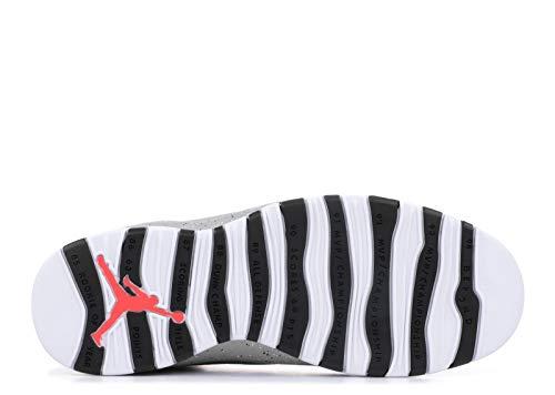 062 Size 43 310805 Jordan 'cement' 10 Retro Air eu TRPqzz