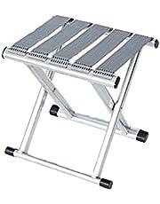 MARMODAY Składane krzesło kempingowe składane krzesła kempingowe na zewnątrz krzesła kempingowe kompaktowe ultralekkie przenośne składane okrągłe rury