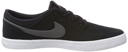 001 Nike Dark Black Grey Schwarz White Rwz6vx