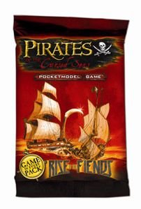(Pirates of the Cursed Seas Rise of the Fiends Pack)