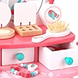 Toy Chest Nyc Wooden Beauty Salon Play