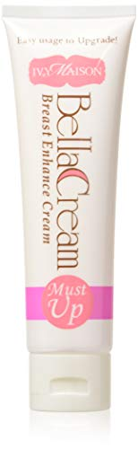 Bella Natural Herbal Breast Enlargement Cream - Surgery-Free, Bust & Butt Enhancer by Ivy Maison