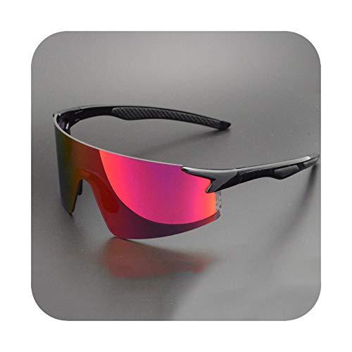 Photochromic Cycling Eyewear Bicycle Glasses Men Women MTB Bike Riding Fishing Goggles Color Changing Sunglasse,NRPR-04,Blue ()