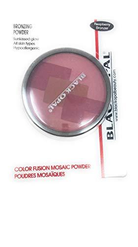 (Black Opal Color Fusion Mosaic Powder- Raspberry Bronzer )