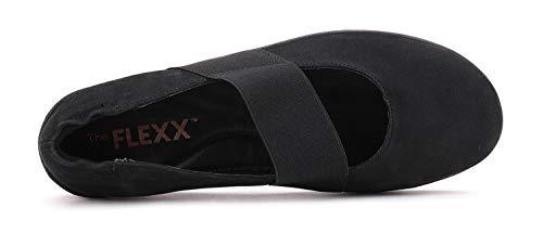 Flexx Campy Noir Femme The Chaussure zBUwwqA