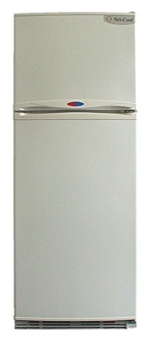 SCI Cool Flammable Materials Refrierator / Freezer Combination, 11.6 Cu. Ft., White (Evaporative Cooling Chart)