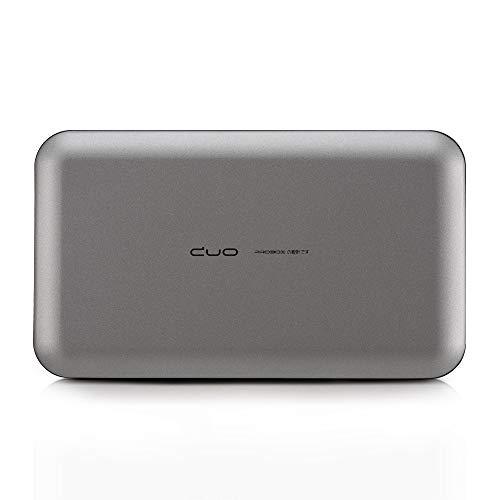 Mediasonic ProRaid USB-C 2 Bay 2.5 SATA SSD/Hard Drive Enclosure - USB 3.1 Gen-II 10Gbps Speed/USB Type C (HUR6-SU31C Grey)