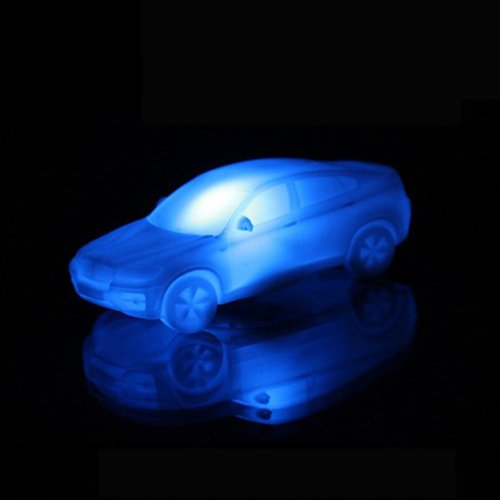 New Color Changes Romatic Car Christmas LED Night Light Lamp Party Decor Wedding