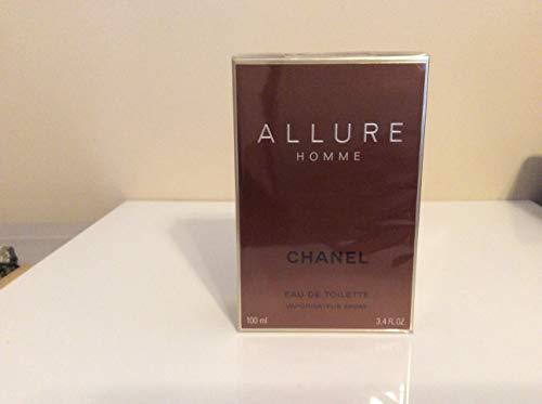 Chanèl Allurè Côlogne For Men 3.4 oz Eau De Toilette Spray