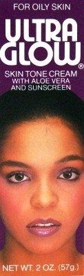 Ultra Glow Skin Tone Cream (Oily Skin) 2 oz. Tube (Case of (Ultra Glow Cosmetics)