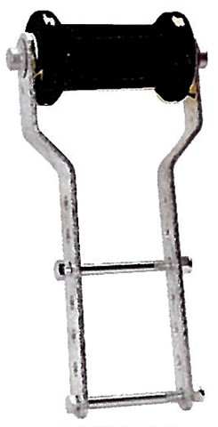CE Smith Trailer 32003G 3'' Adjustable Keel Roller Bracket Assembly by CE Smith