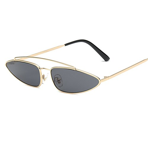 boîte femmes A soleil soleil lunettes hommes tendance de de petite Lunettes d'oeil NIFG personnalité chat Europe cadre wUPzSqxf