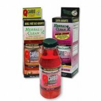 16 Ounce Koi - Herbal Clean Detox HERBAL CLEAN DETOX Q Carbo Liquid Cranapple 16 OZ