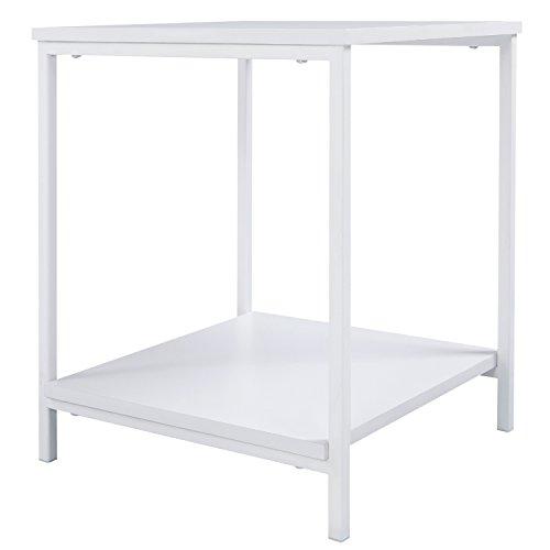 Buy modern side table white