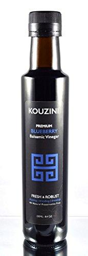 Kouzini Premium Blueberry Balsamic Vinegar product image