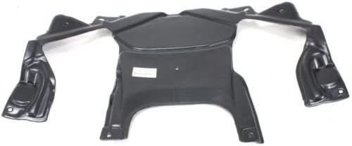 Under Cover Clk-Class Engine Splash Shield Rear Perfect Fit Group REPM310117