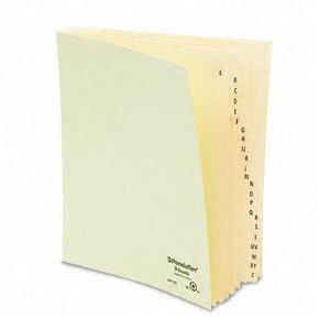 (ESSDDF1OX - Pressboard Daily Desk File/Sorter)