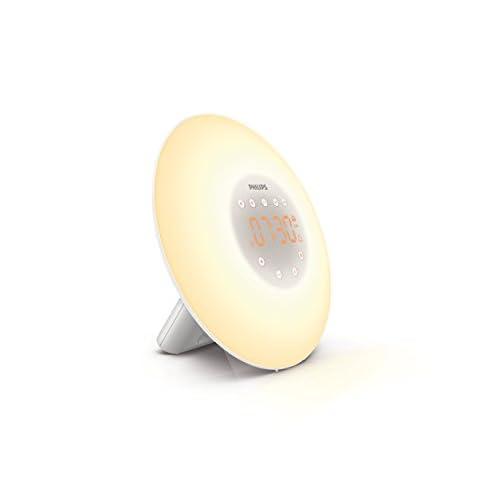 Philips Wake-Up Light Alarm Clock with...