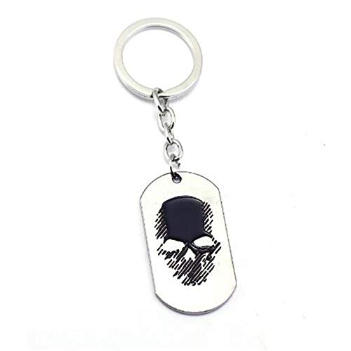 Amazon.com: FITIONS - Ghost Recon Wildlands Keychain Dag Tag ...
