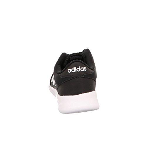 adidas Damen CF QT Racer W Fitnessschuhe Schwarz (Core Black/ftwr White/carbon S18 Core Black/ftwr White/carbon S18)