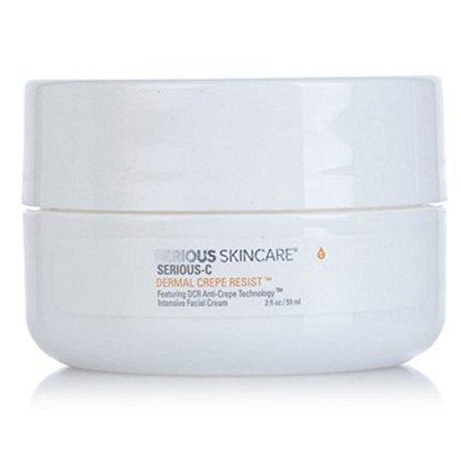 - Serious Skincare DERMAL CREPE RESIST Intensive Facial Cream