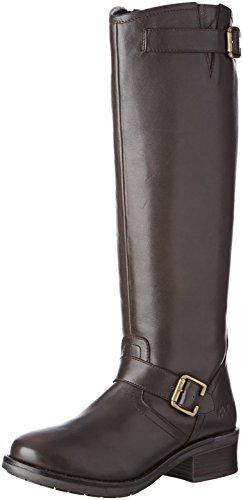 KickersPAULIN 531210-50 - Botas altas para mujer Marrón