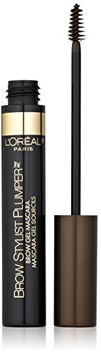 (L'Oréal Paris Brow Stylist Brow Plumper, Medium to Dark, 0.27 fl. oz.)