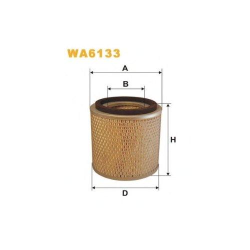 Wix Filter WA6133 Air Filter: