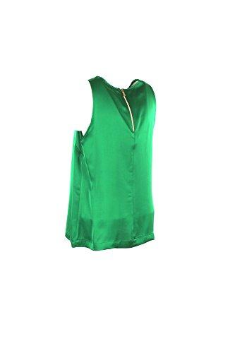 Donna 2129 Primavera Estate m1712 H Verde Canotta M 2018 Hanita U0Ywqddg