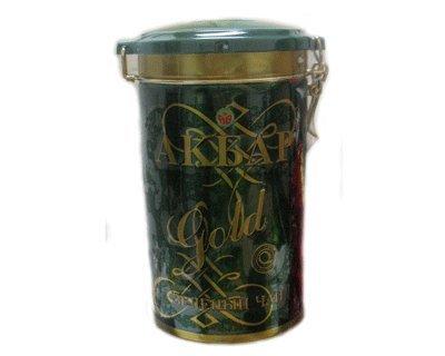 Cheap Akbar Premium Quality Gold Collection Green Tea 300g/10.5oz