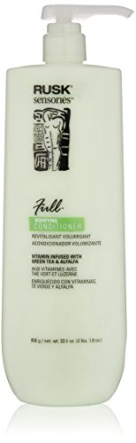 RUSK Sensories Full Green Tea and Alfalfa Bodifying Conditioner , 33.8 fl.oz.