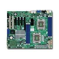 Supermicro X8dtl-If Dual Lga1366 Xeon Intel 5500 DDR3 V 2gbe Atx Server Motherboard