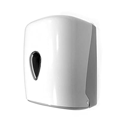 Dispensador de Bobinas de Papel Secamanos especial para cocinas , Fabricado en material de termoplástico de