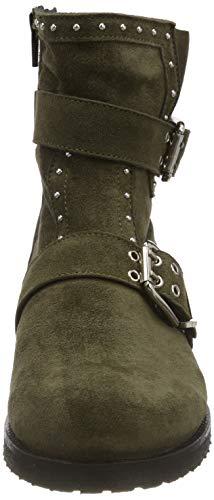 200 Silje Pavement Ankle Grün Green 200 Wool Women's Boots Suede 865xHqa