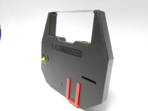 -186-C Schreibmaschine-Farbbandfabrik Original f/ür Nakajima AX 260- C-Film Farbband