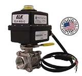 Elk Electric Water Shutoff Valve