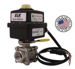 Elk Electric Water Shutoff Valve