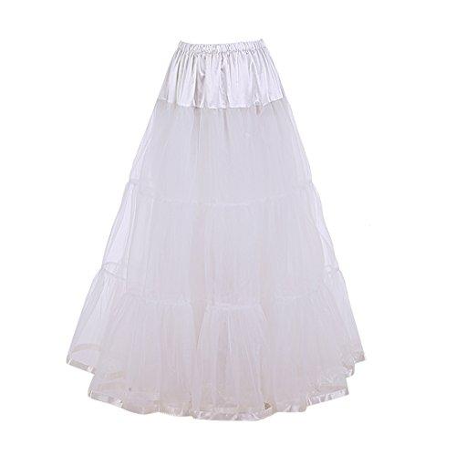 Bbonlinedress Womens Length Wedding Petticoats product image