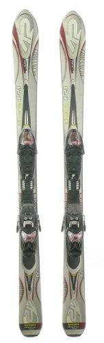 Used K2 Comanche Sport Jr. Shape Kid's Snow Ski with Marker