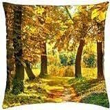 Autumn - Throw Pillow Cover Case (18