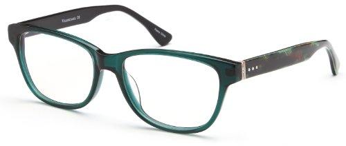 Womens Cat-Eye Prescription Glasses in Emerald